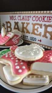 Tips & Tricks for Decorating Sugar Cookies