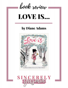 Love Is // Picture Book Review