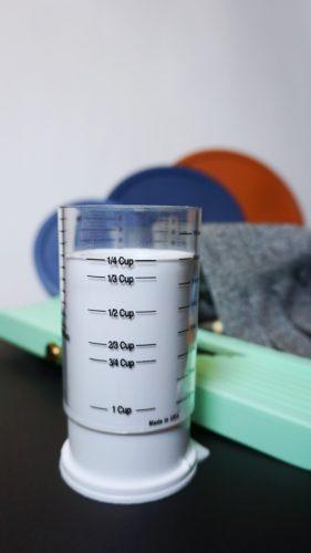 Helpful Kitchen Tools - Adjustable Measuring Cup | Sincerely Yasmin