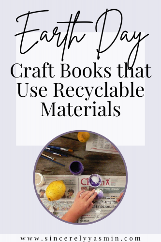 Earth Day Craft Books